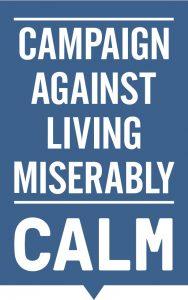 CALM suicide prevention