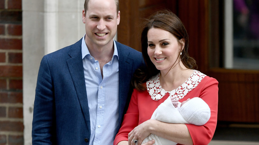 Prince William Fatherhood