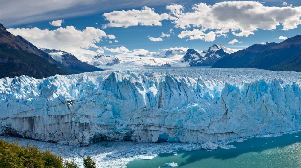 Argentina, Freezing, Glacier