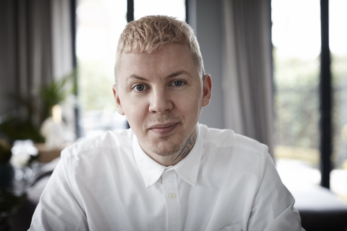 Professor Green video