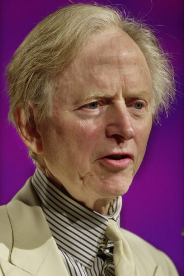 Tom Wolfe writer