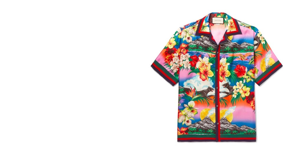 2600f52f Mens Hawaiian Shirts: Topman, Primark & Ebay | The Book of Man