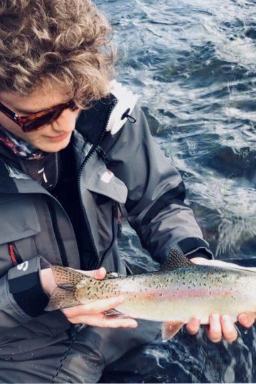 Fishing for mental health