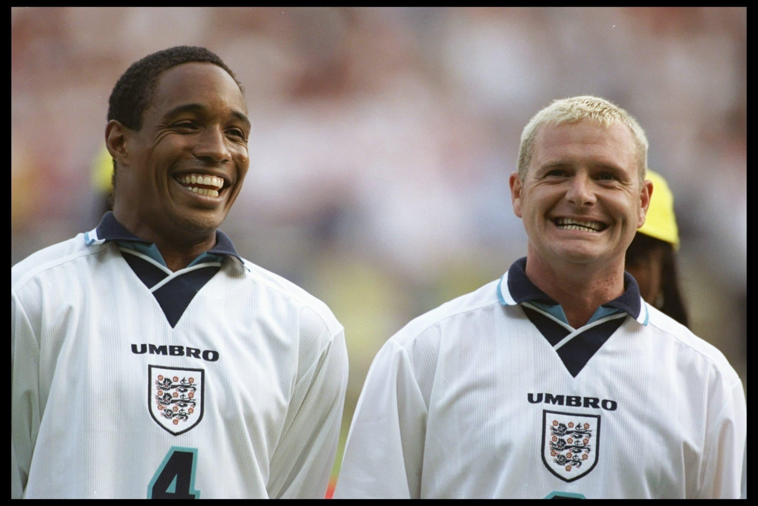 England get to final