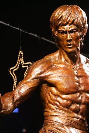 Bruce Lee's death