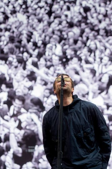 Liam Gallagher gig review