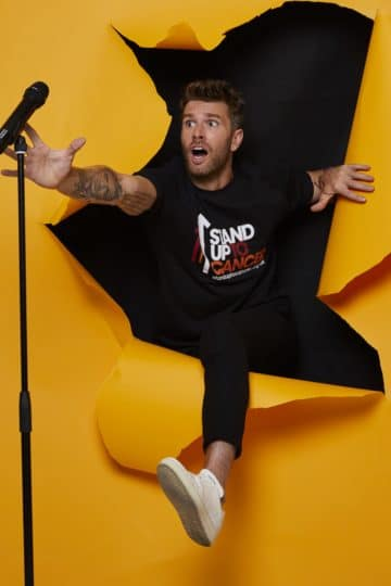 Joel Dommett at Edinburgh