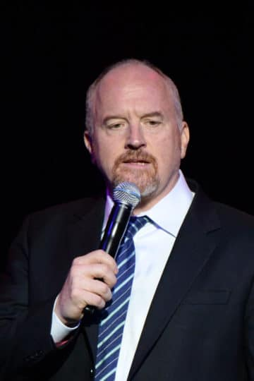 Louis CK returns