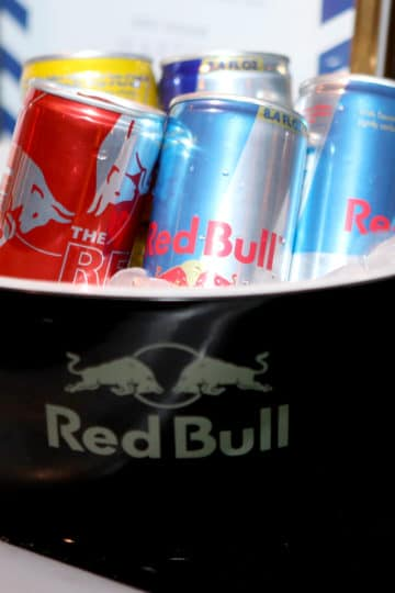 Red Bull ban