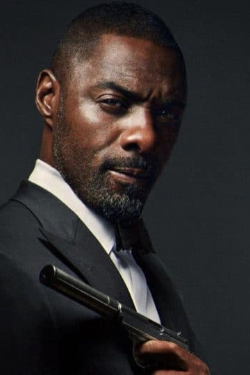 Idris Elba for James Bond