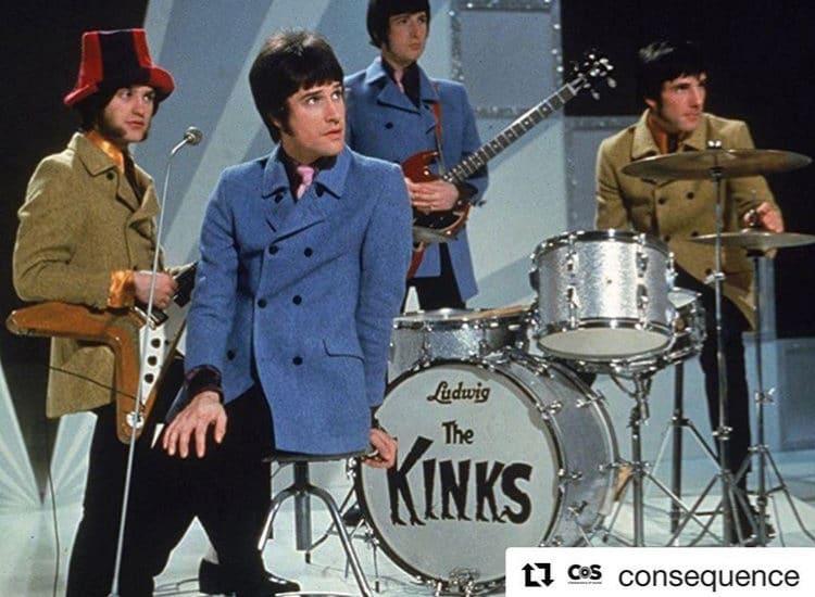 The Kinks riff