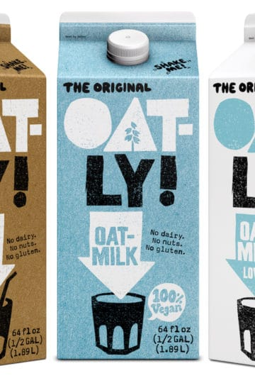 Brooklyn runs out of oat milk