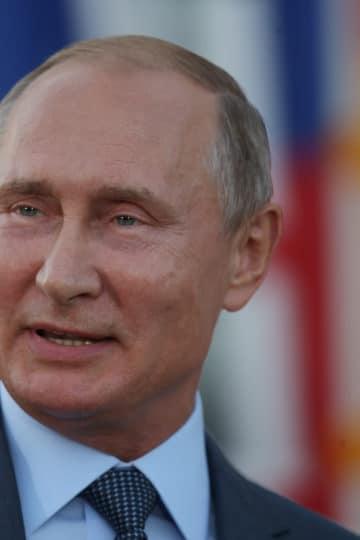 Putin on reality TV