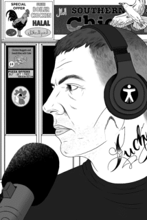 Professor Green podcast