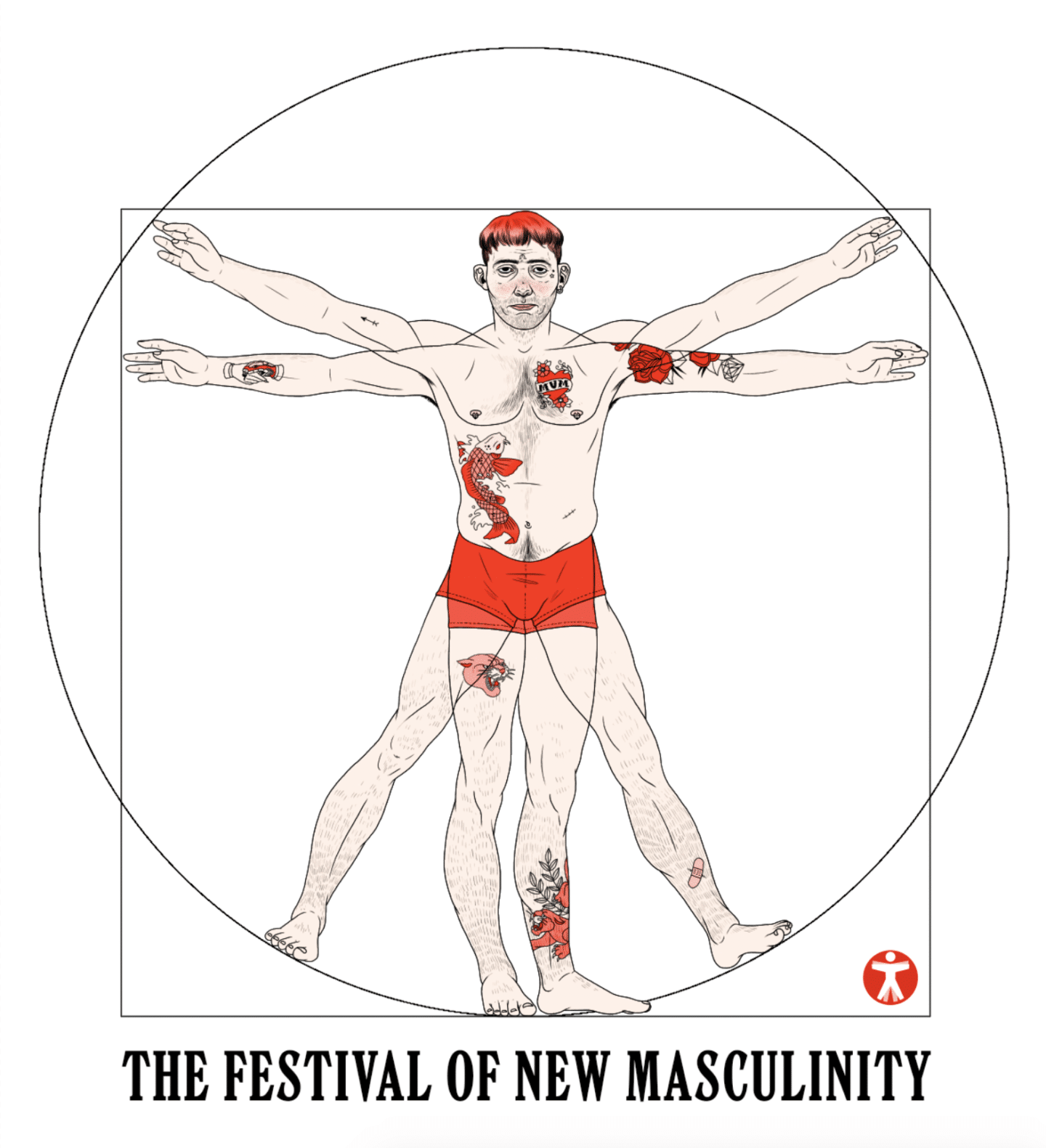 The Festival of New Masculinity