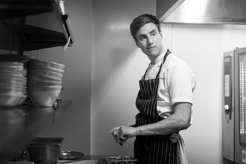 Chef Matthew Ryle