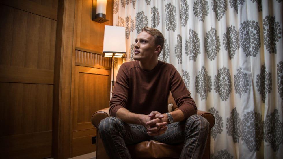 Max Chilton interview