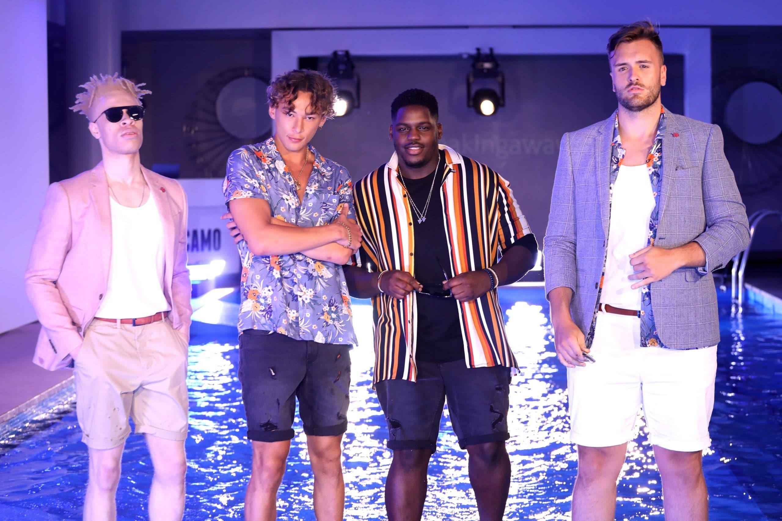 diverse fashion show