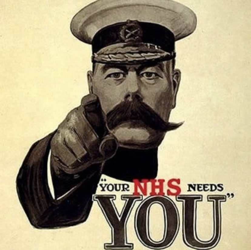 nhs needs you