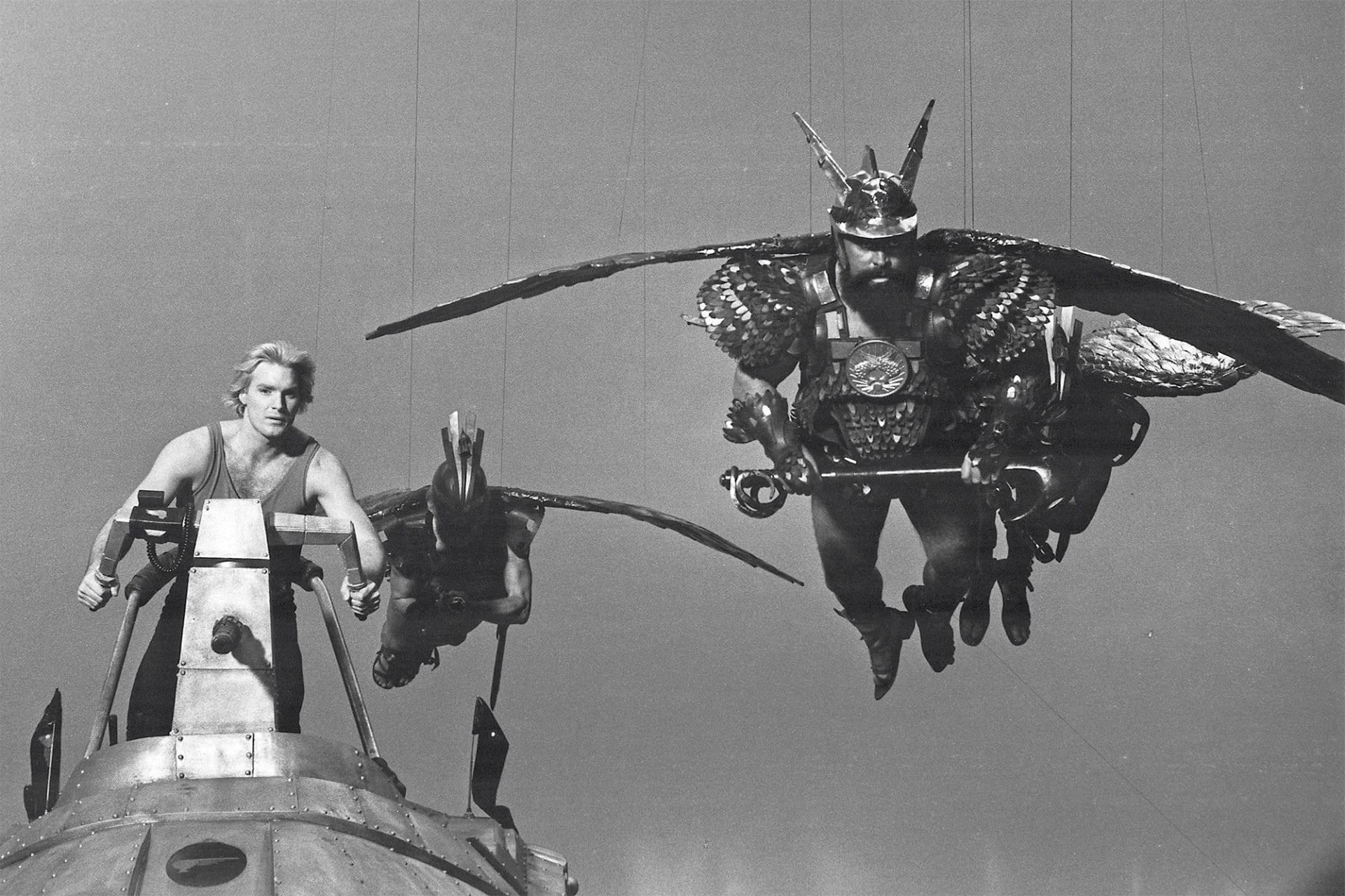 The Incredible Story Behind Flash Gordon The Book Of Man
