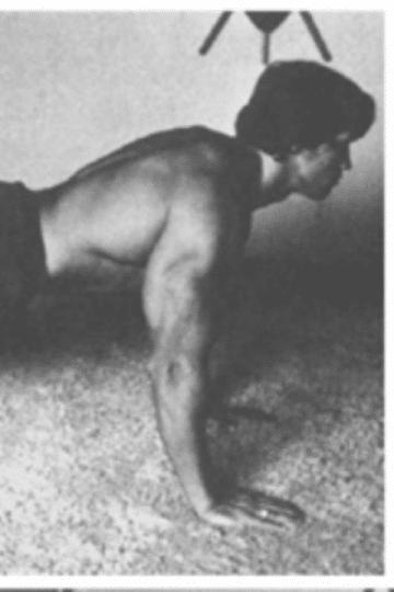 bodyweight arm